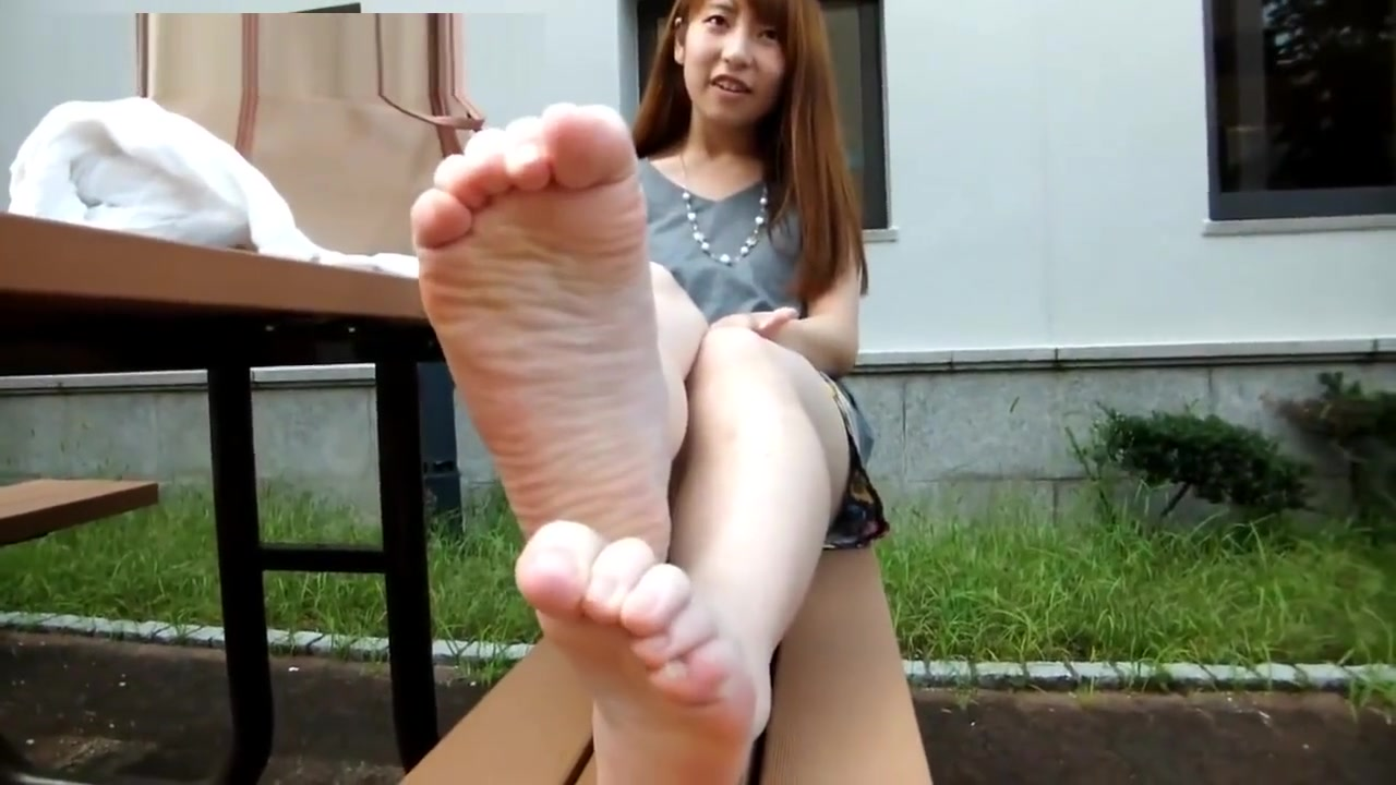 Sexy asian feet Pussy abused toys