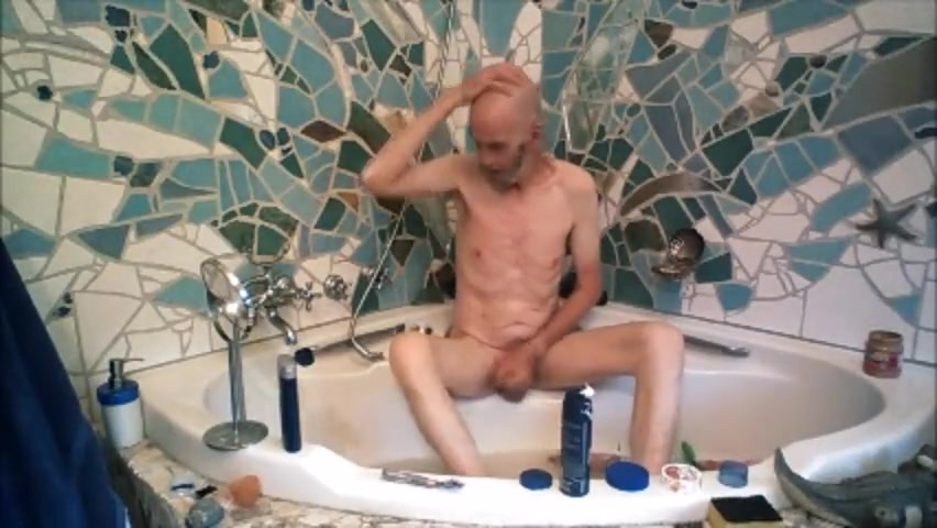 The Gunge Shave - Part 3 The Shave 2 Hot mature next door