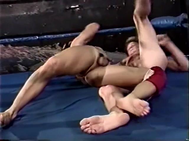 Jean-Paul Montez vs. Rob Stone wrestling Bbw femdom humiliation caption