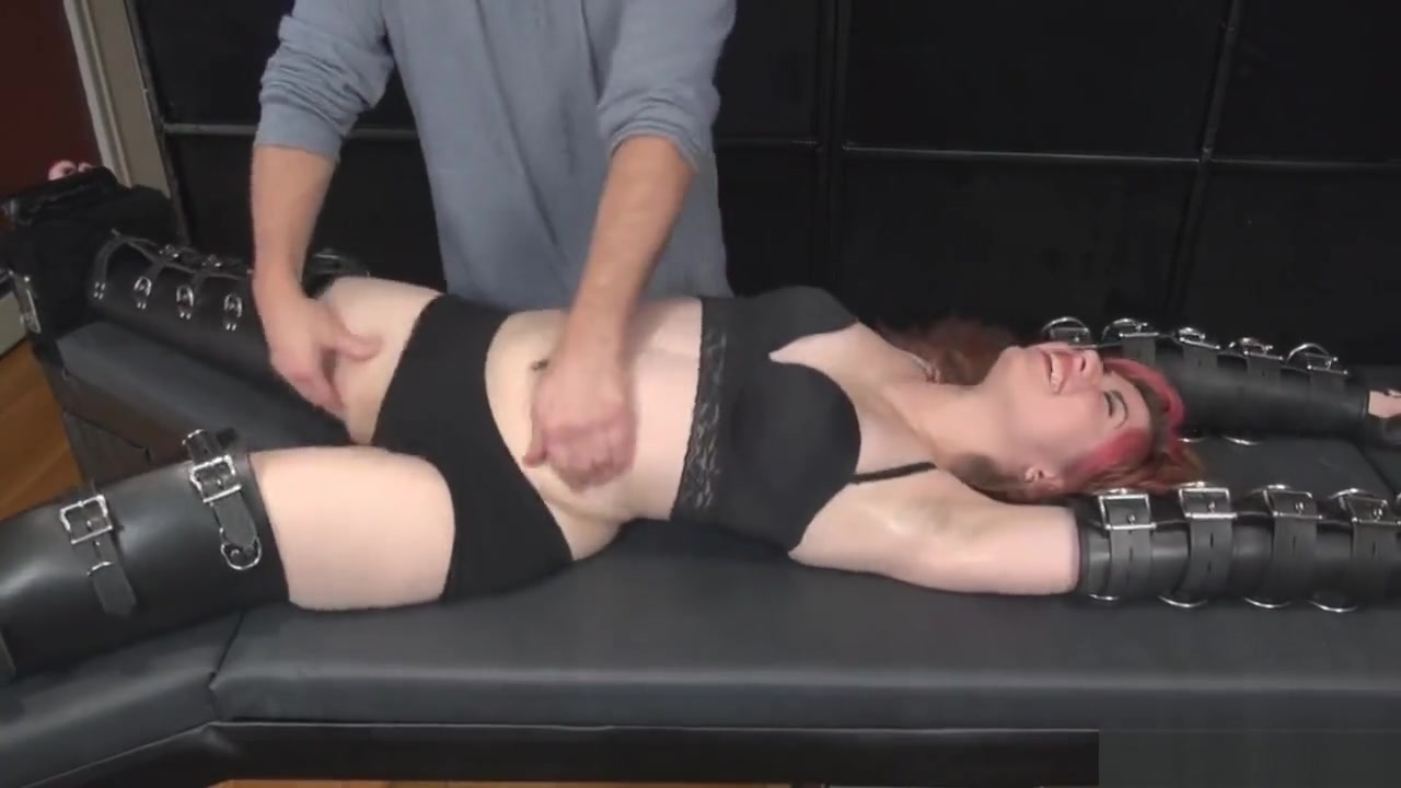 Tickling 03 Girl in vibrator