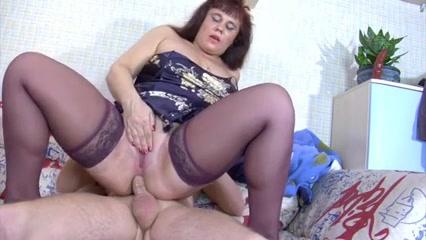 Anal older Man licking women clit