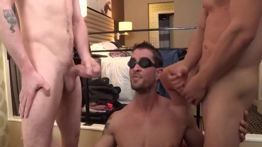 Cody Cummings & Lucas Knight & Colt Rivers in First Time Facial XXX Video learning about anal sex porn