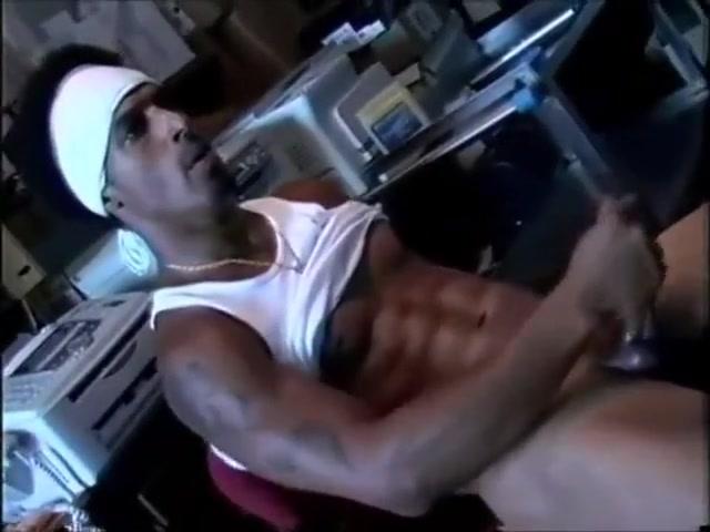 Early 2000s thug jerk off chris williams de taps porn