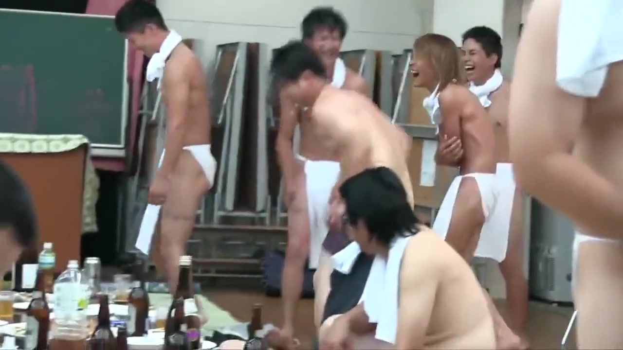 japanese fundoshi Gay hairy chub