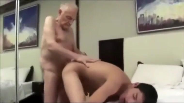grandpa fuking boy