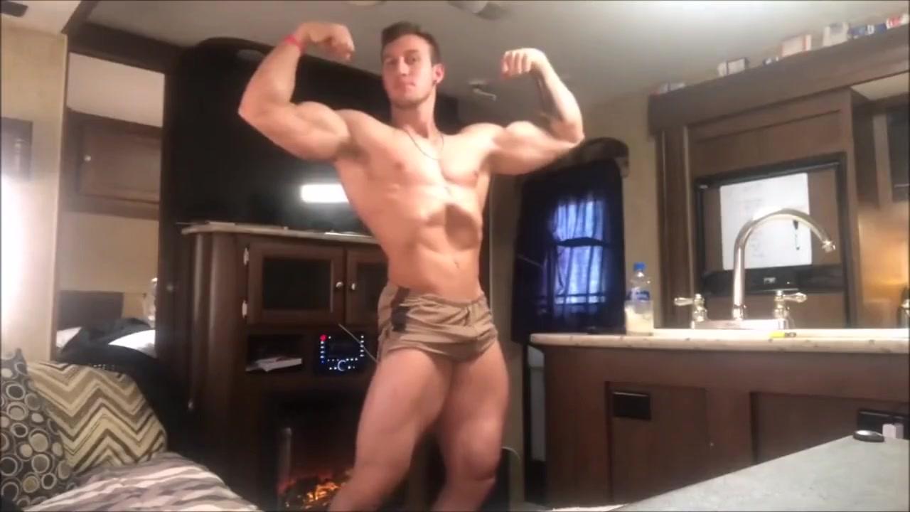 muscle alpha Free photo double penetration