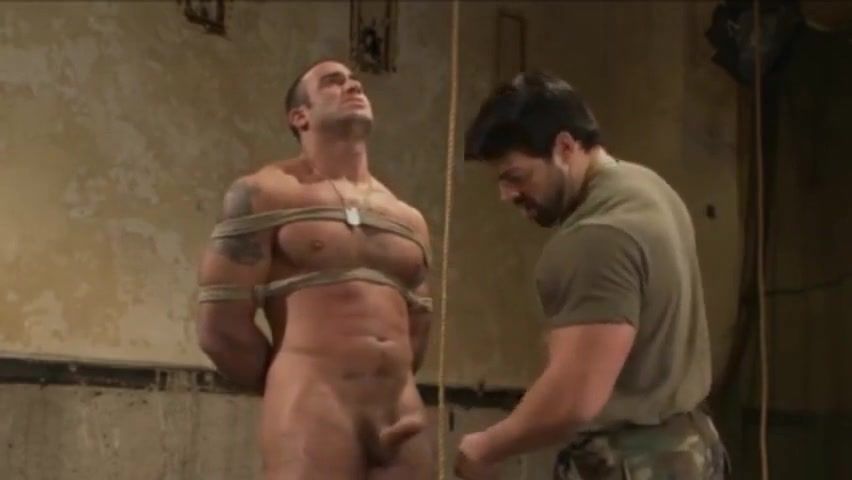 BDSM Military Oral stimulation videos