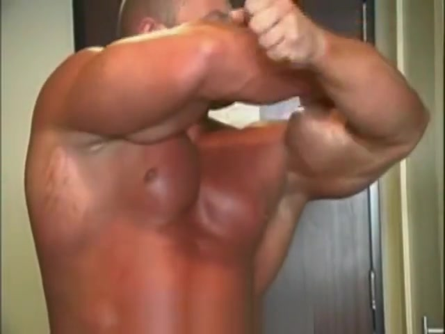 Brad Hollibaugh huge muscle worship best pec bounce Redhead african girl lick cock and interracial