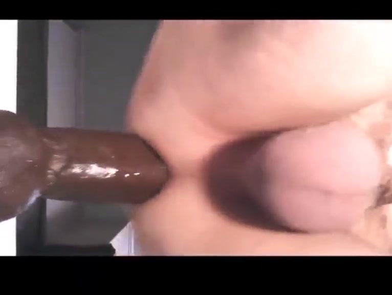 Retirement Hobby 3 Big black cock into white brunette pussy