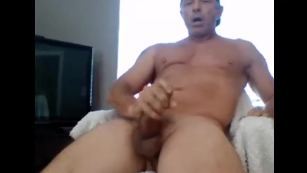 hung muscular daddy stroking Sexy things to say to your woman