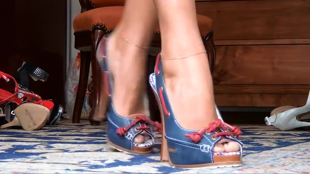 14 High heels shoes show - collection v2 -. Brooklyn Chase HD Porn Videos