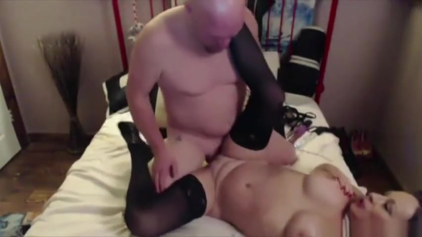 Excited busty wife gets pussy licked n fucked