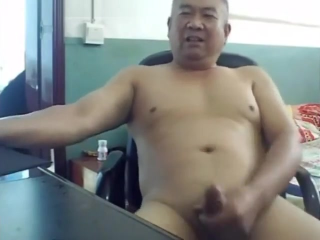 Asian old man Uncle Daddy Masturbation cumshot ?? ?? Hot Sluts Being Fucked
