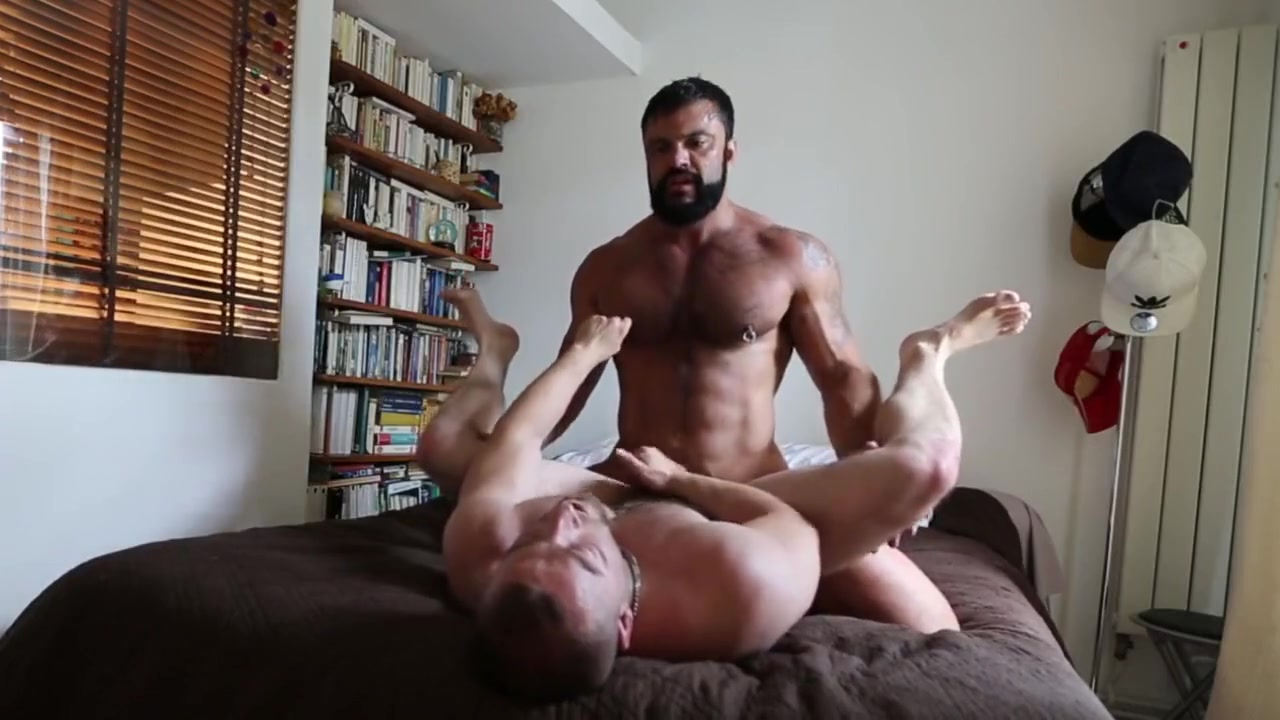 Rogan Richards- Made in Paris- HOT!!! army chick naked photos