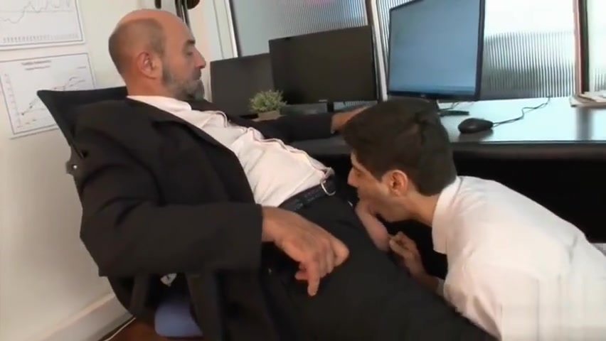 TRAILER O4M Boss Harrases Me baldness linked to masturbation
