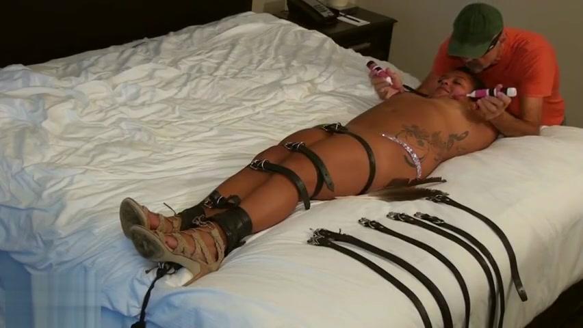girl tied teased tickling Skirt pulled up naked