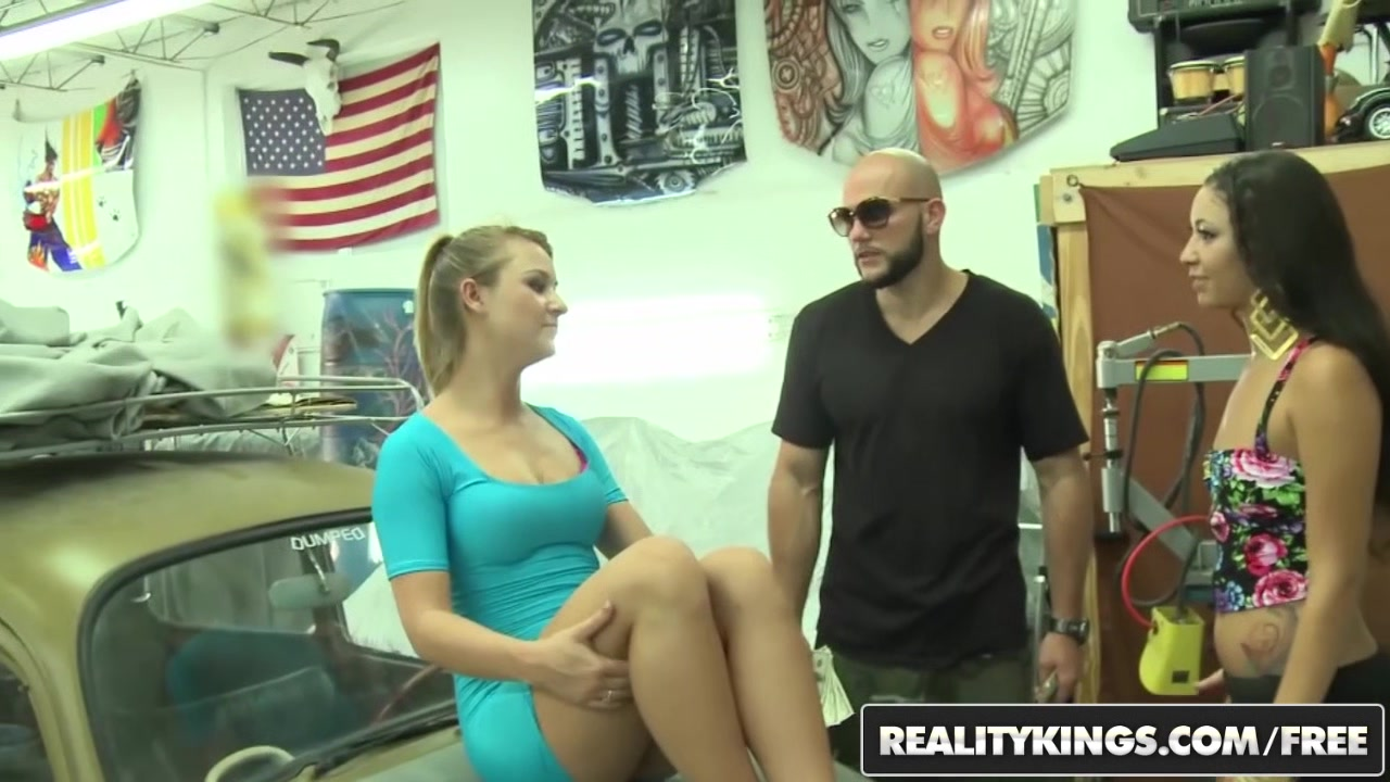 Reality Kings - Money Talks - Lindsay Jmac - Skin Tight most shocking adult website