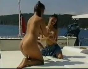 Mature amateur milf lesbians extreme anal fisting Japanese Bikini Sharking
