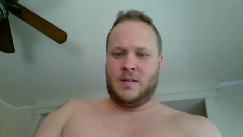 White Chubby Guy Masturbate on Skype Sexy busty tits gifs