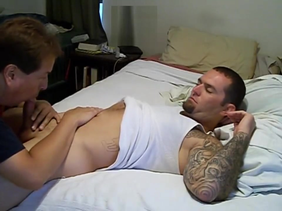 tattoo muscle likes being sucked off tired old ass bath