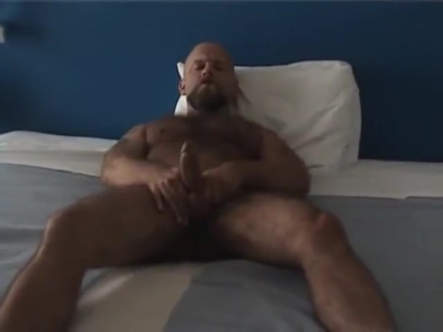 hairy stud jerks his cock Yang woman blowjob dick and interracial