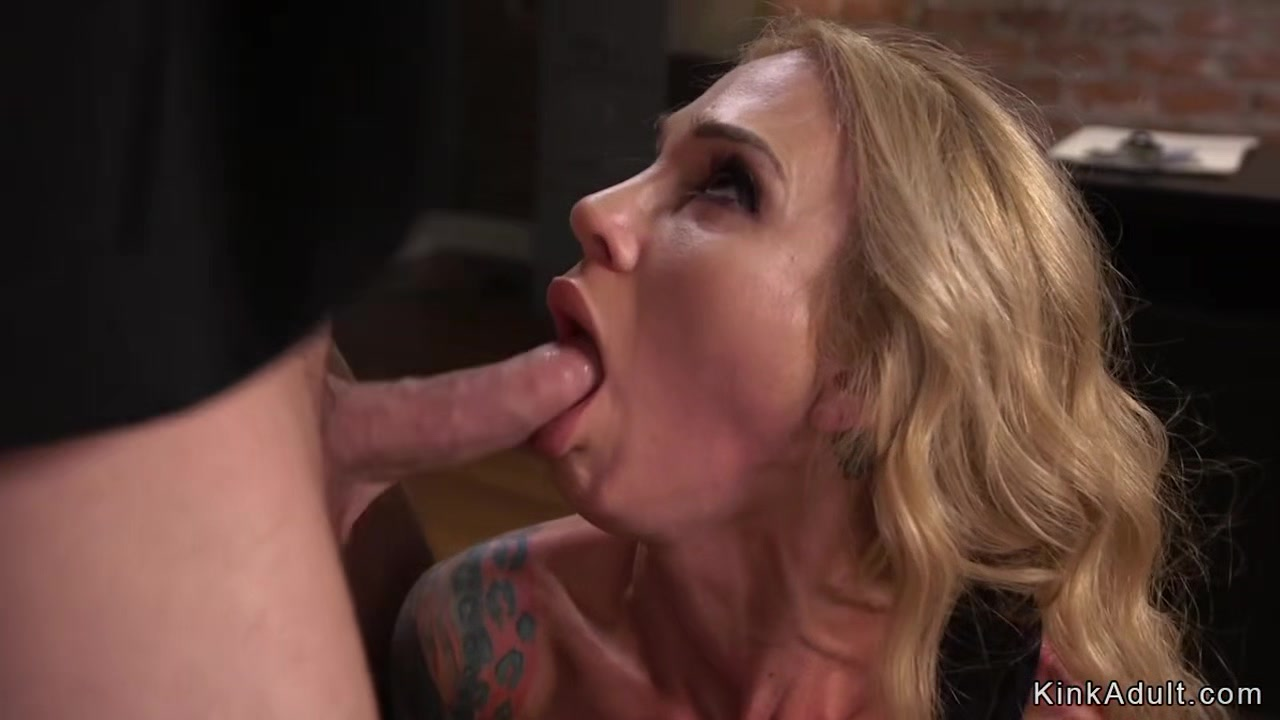 Fixer fucks tied up big tits paparazzi