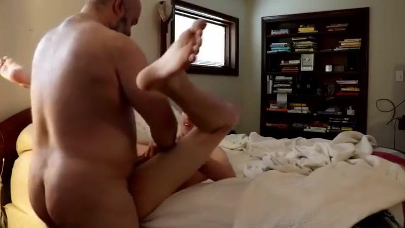 Daddy bear fucks his boyslut Art domination female spanking