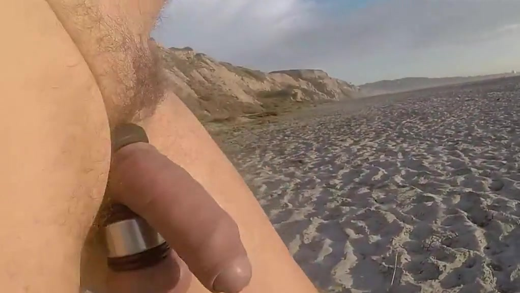 Walking in the Sunset on Blacks beach Nude coed thick thighs