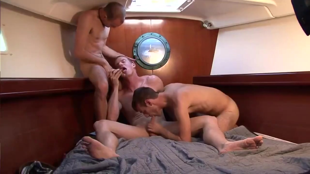 Blowing his buddies at sea Part 3 Sexy xxx cm
