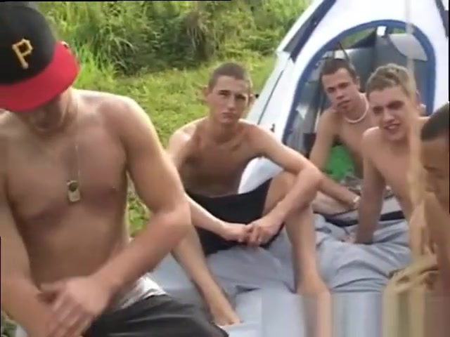Straight boys jacking off gay There was no porn for them to watch Naked native american males