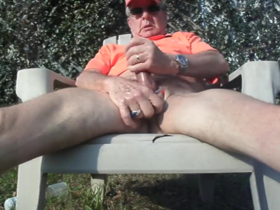 Cumming in Back Yard porn stars pale hot sexy pale nude