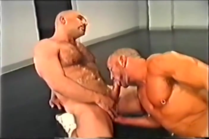 Two skinheads duke it out in a wrestling match. Makes him suck his dick Bdsm life style