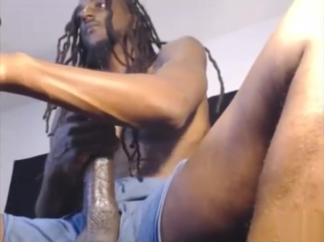 A Hott Black Dude Plays Live On Cam cartoons sucking fucking and licking