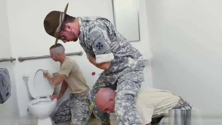 Muscle military interracial and cumshot brother sister fuck vid