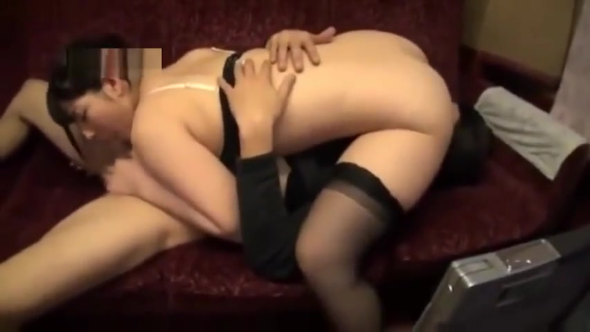 Horny sex clip Japanese like in your dreams