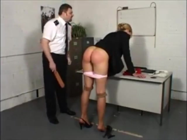 Spanked by warden Girls wearing g string naked