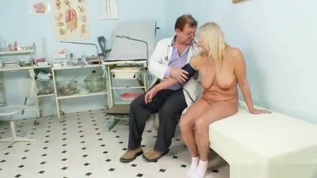 Dorota is mature old wife that needs her pussy examined by gyno doctor at k Jesse mccartney nude fakes