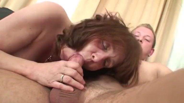 Horny guy bangs her GFs mom