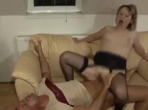 Mature fuck and suck Poop stuck in anus