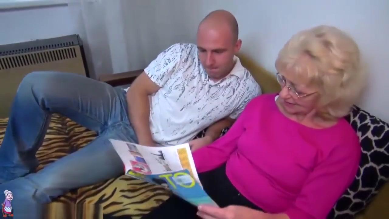 приходится видео старушки дрочат молодым посетителя пивной