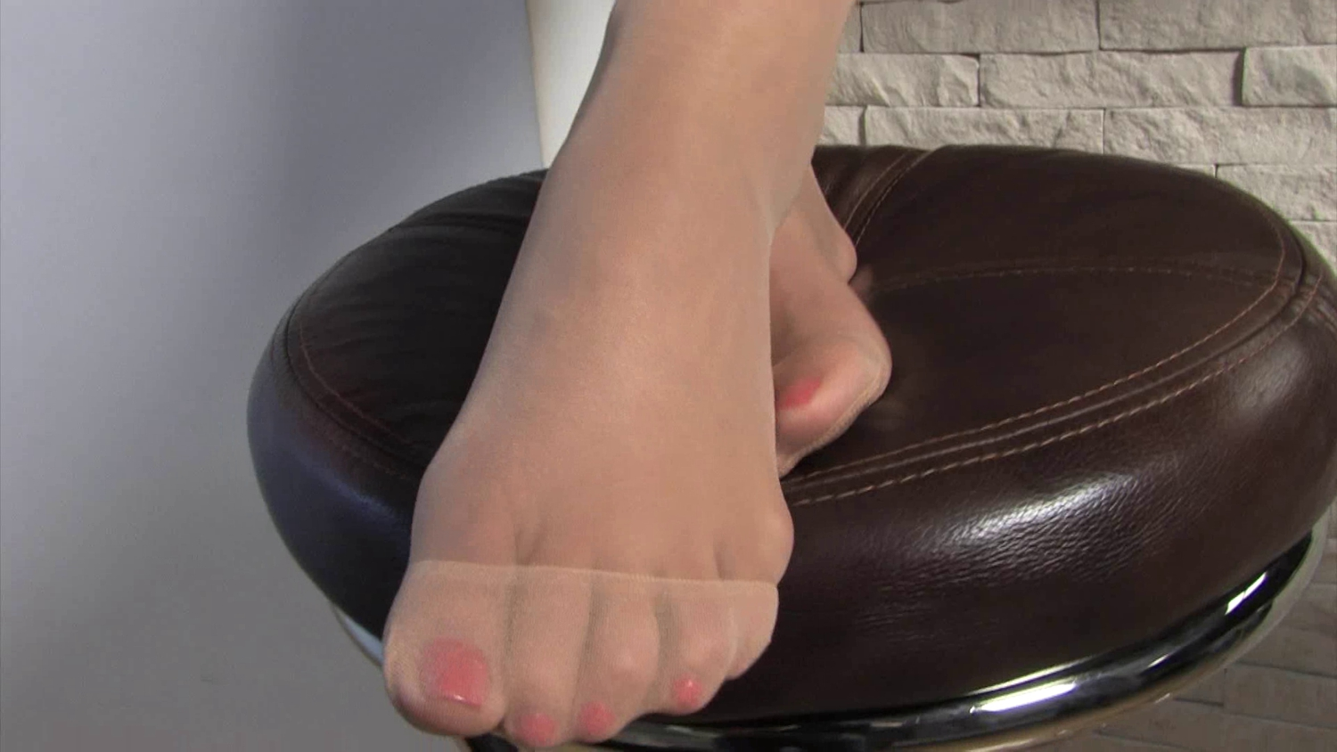 nylon feet a3 Huge straight teen cock