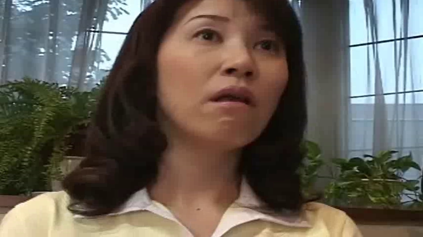 Japanese mommy #5 Asian Wife Anal Dildo