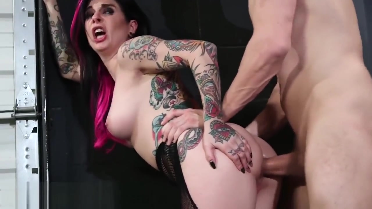 JoannaAngel Slaying Ass in Fishnets Teen girlfriend sharing