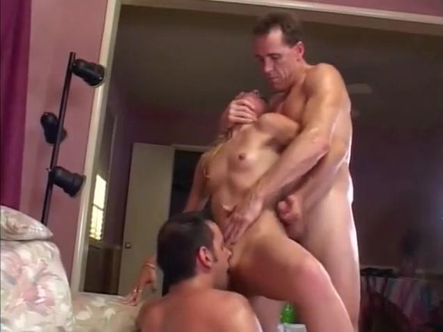 3 Way Addiction 02 - Scene 2 Amateur wife big tits has sex tape stud