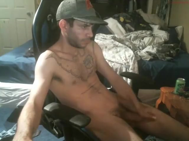 White trash solo male jerking off Min Kradsa