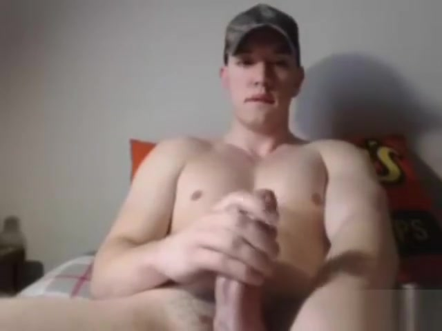 Beefy Straight Muscle Guy Shooting a Big Cum Load Danger from ray j nude