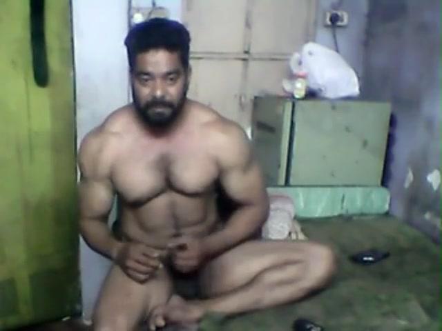Indian Muscle (No cum) Part 3 Top pron com