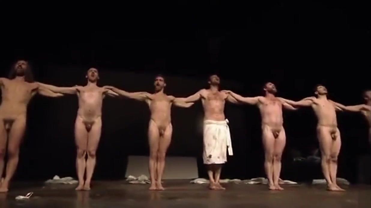 Mount Olympus Naked Art Performance American horror story cast members hookup
