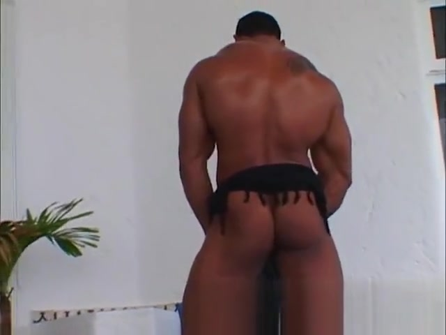 Ezequiel Martinez Naked! Muscle Naked! Spunk On Clit
