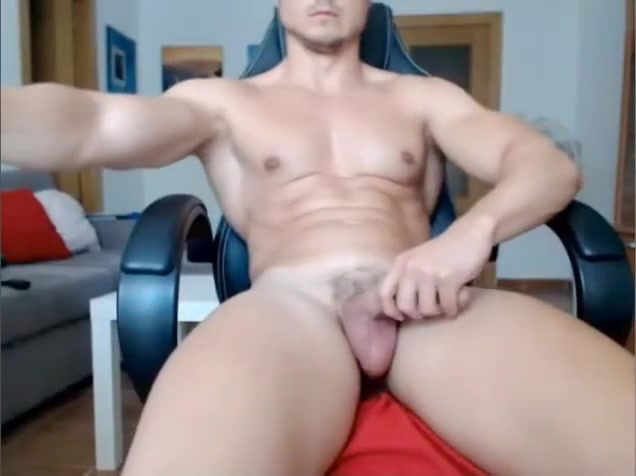 HANDSOME SPANISH 25 YEARS OLD MUSCLE STUD VECINITO STROKES HIS COCK II aoi sora multiple cumshots